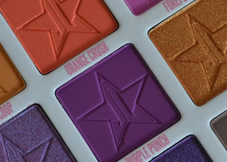 Jeffree Star Cosmetics Palettes