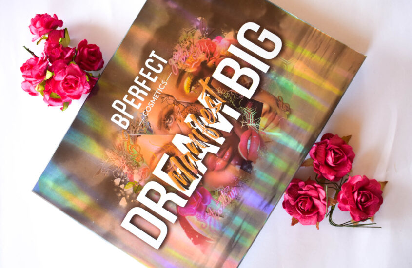Bperfect 'dream big' palette